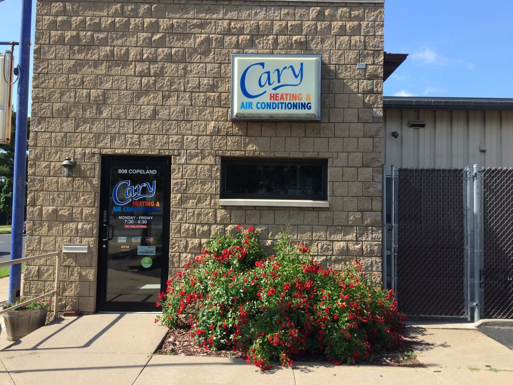 Cary Heating & Air Conditioning: 808 Copeland Ave, La Crosse, WI