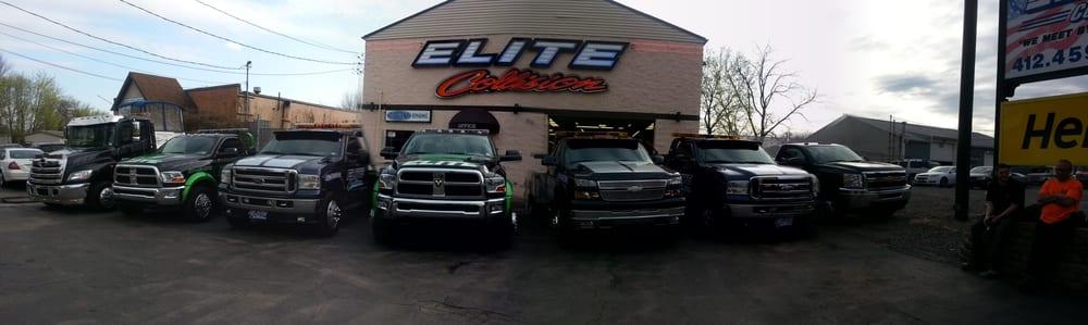 Elite Collision: 706 Ohio River Blvd, Pittsburgh, PA