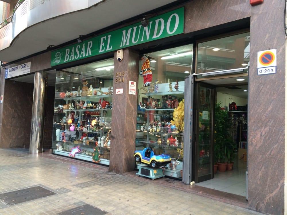 Basar el mundo material de oficina carrer de la for Oficina ups barcelona
