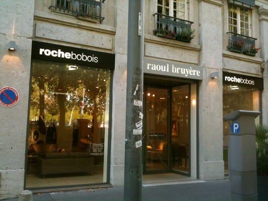 Roche Bobois Raoul Bruyere Meubelwinkels 9 Ours De La
