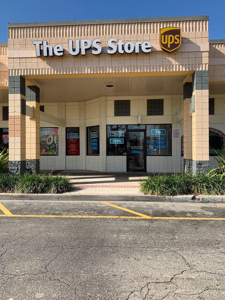 The UPS Store: 11310 S Orange Blossom Trail, Orlando, FL