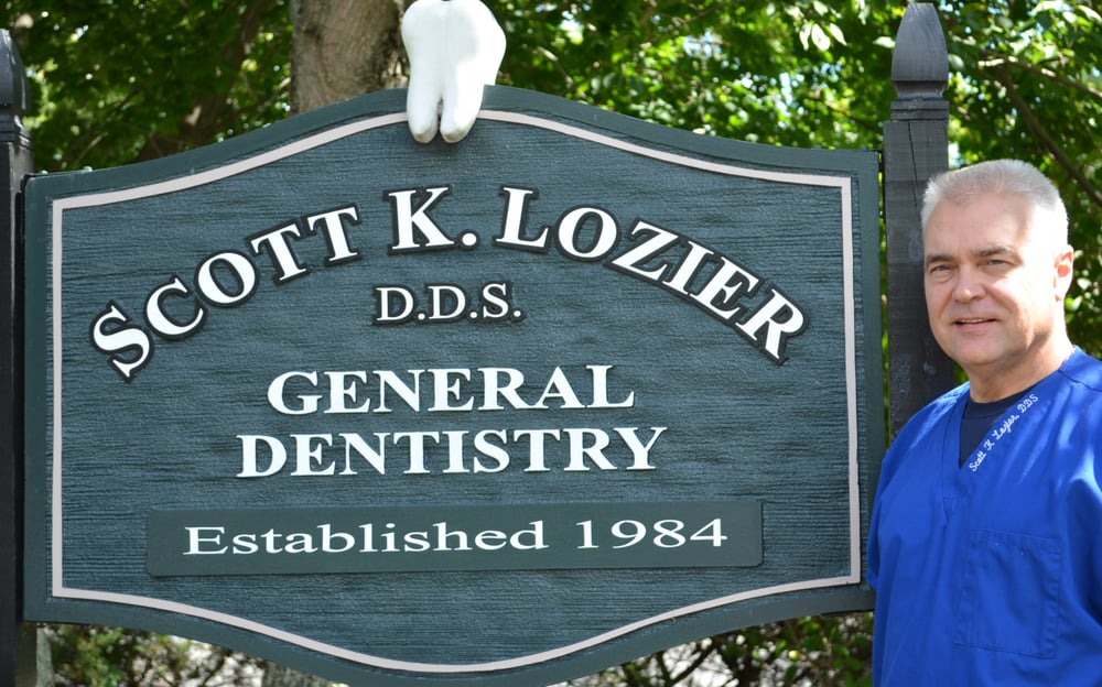Scott K Lozier, DDS: 6 Village Dr, Cape May Court House, NJ
