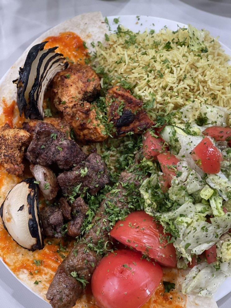 Dahab Restaurant & Cafe: 1429 San Mateo Ave, South San Francisco, CA