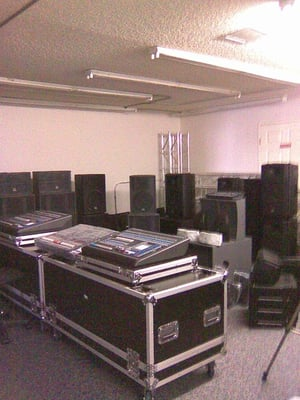High Tech Lighting and Audio DJs 8721 Garvey Ave Rosemead CA