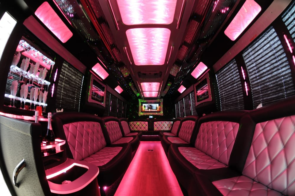 Rolls Royce Limo >> Ultimate Party Bus and Limo - 26 Photos - Party Bus ...