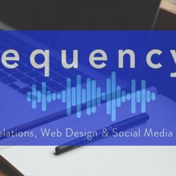 Frequency Public Relations - Request a Quote - Web Design