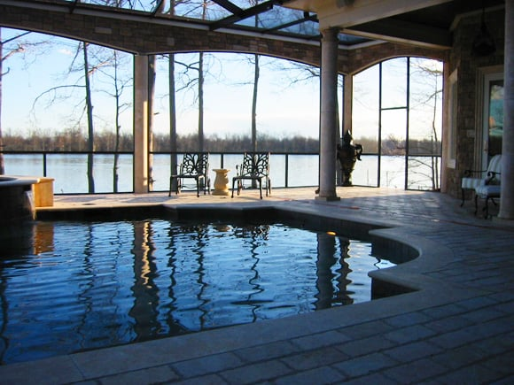 Mid South Pool Builders: 765 Chaney Dr, Collierville, TN