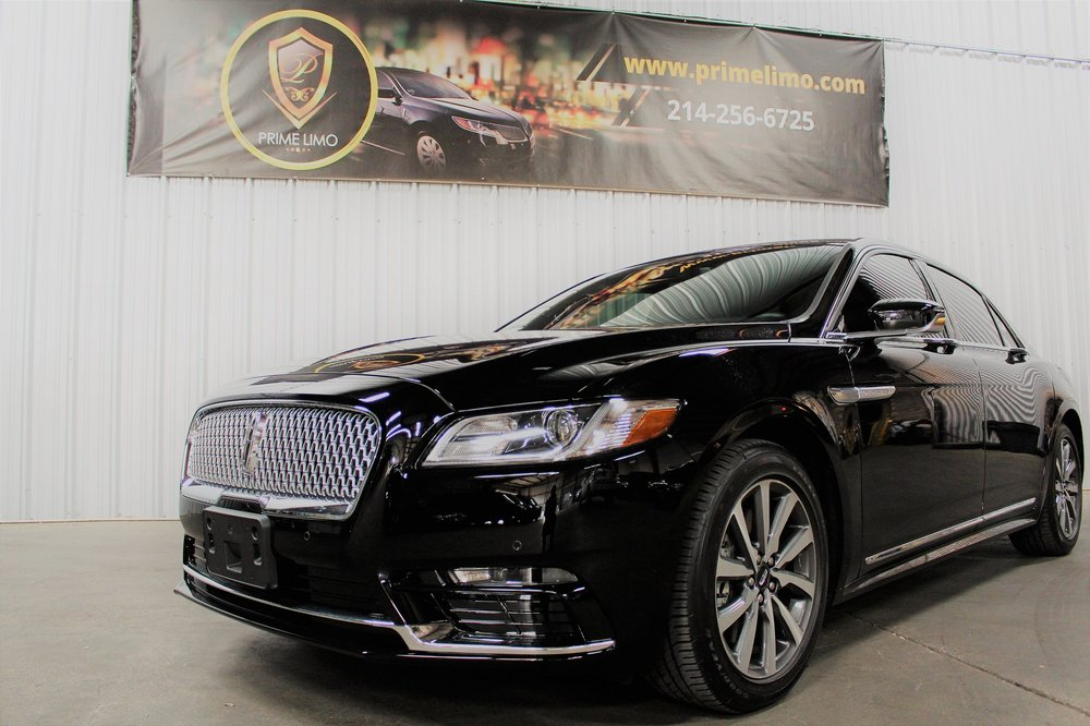 Our Brand New 2017 Lincoln Continental Livery Edition Yelp