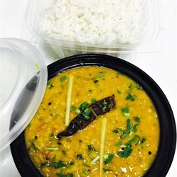 Photo of Salt and Pepper Grill - Washington, DC, United States. Daal Masoor