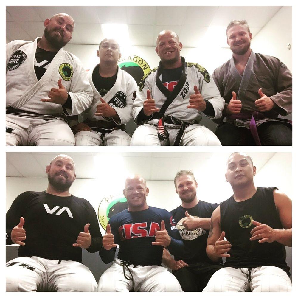 Paragon Brazilian Jiu Jitsu: 28716 Roadside Dr, Agoura Hills, CA
