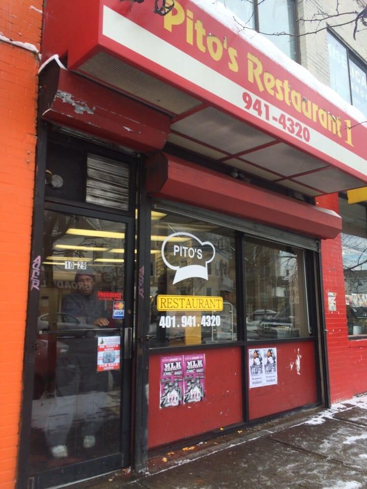 Pitos Restaurant Providence Ri Broad St