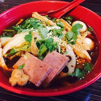 Jiu Thai Cafe Menu