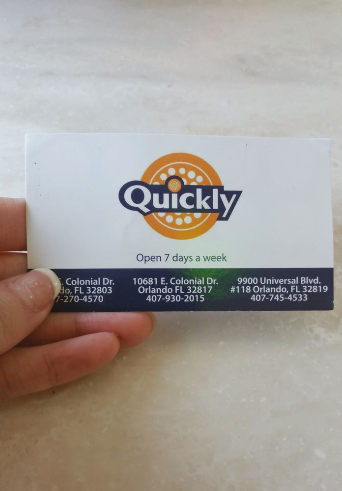 Here\'s a business card for y\'all to jot down your next boba targets ...