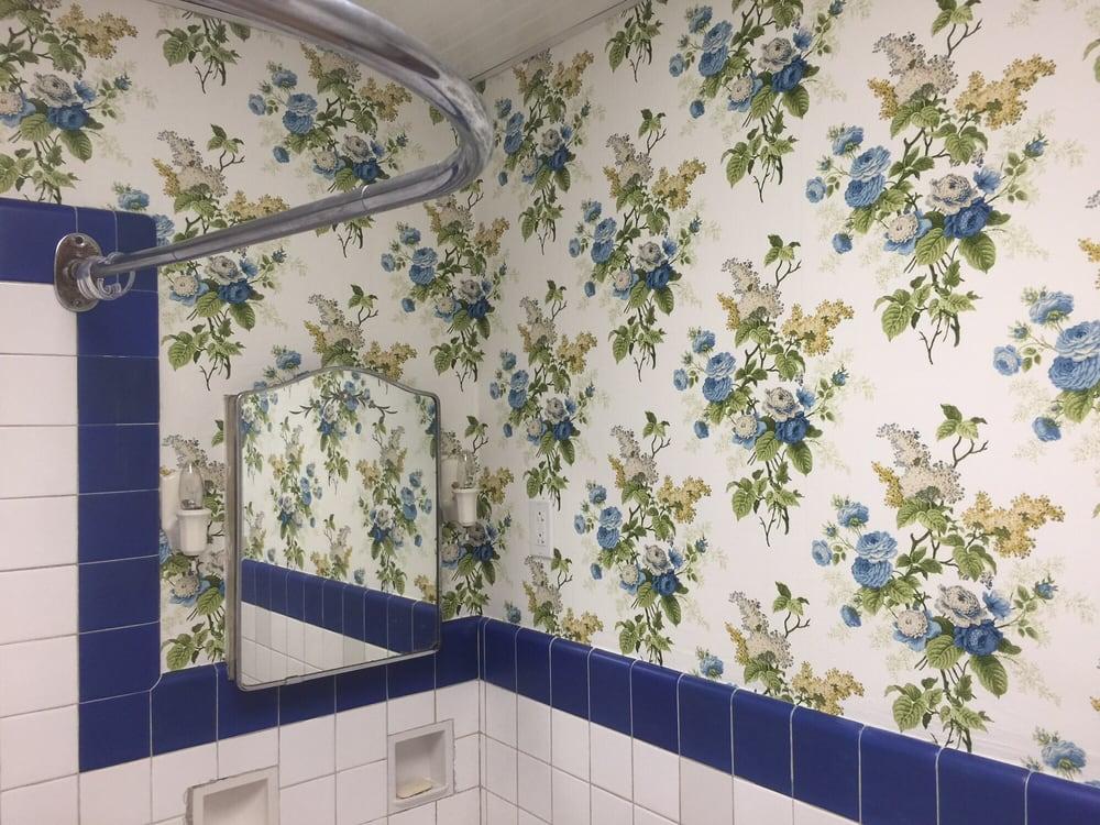 Castle Wallpaper & Blinds