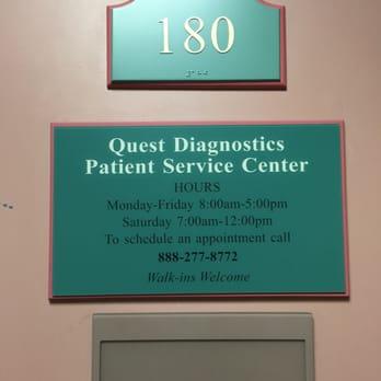 Quest Diagnostics - 11 Photos & 10 Reviews - Laboratory