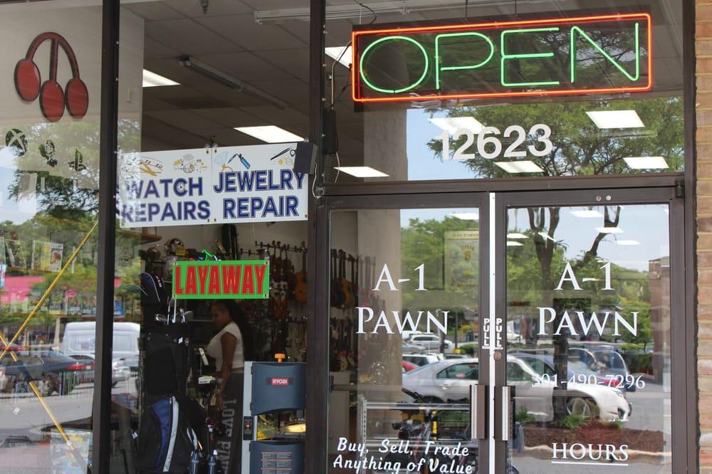 A 1 Pawnbrokers: 12623 Laurel Bowie Rd, Laurel, MD