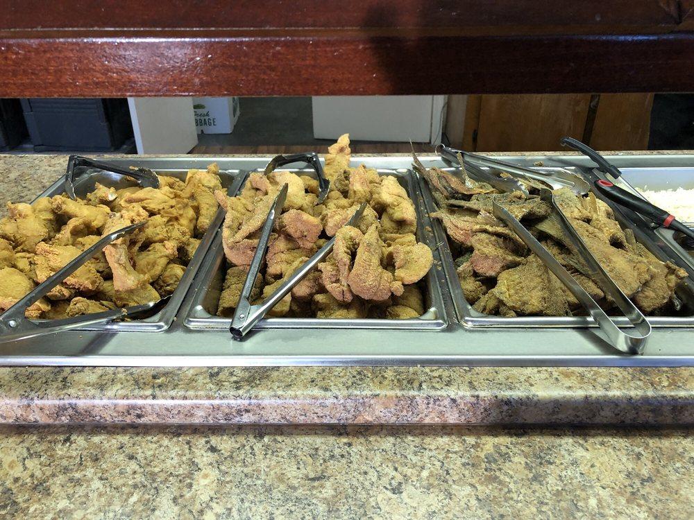Ivery's Restaurant: 112 Railroad St, Thomson, GA