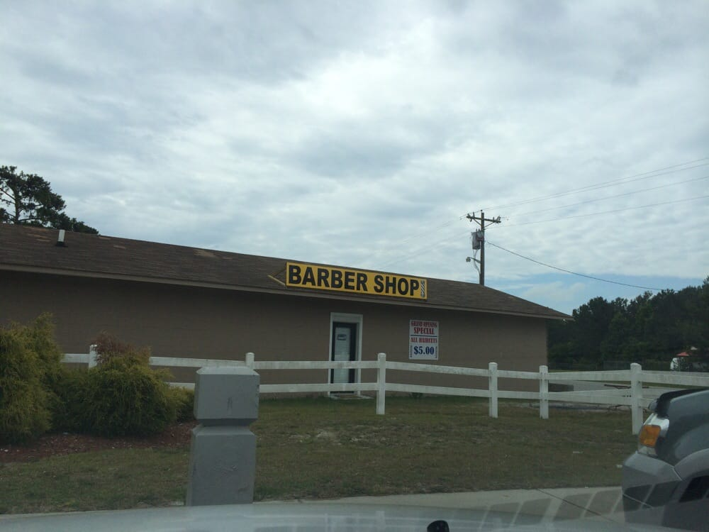 A+ Barber Shop: 109 Sneads Ferry Rd, Sneads Ferry, NC