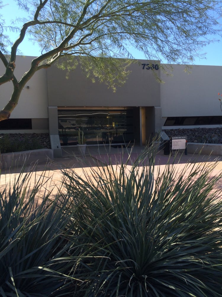 Chandler-Gilbert Community College Williams Campus