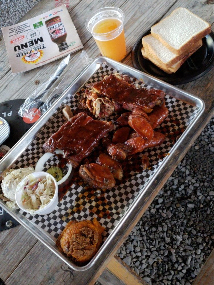 The Shed BBQ & Blues Joint: 7501 Hwy 57, Ocean Springs, MS