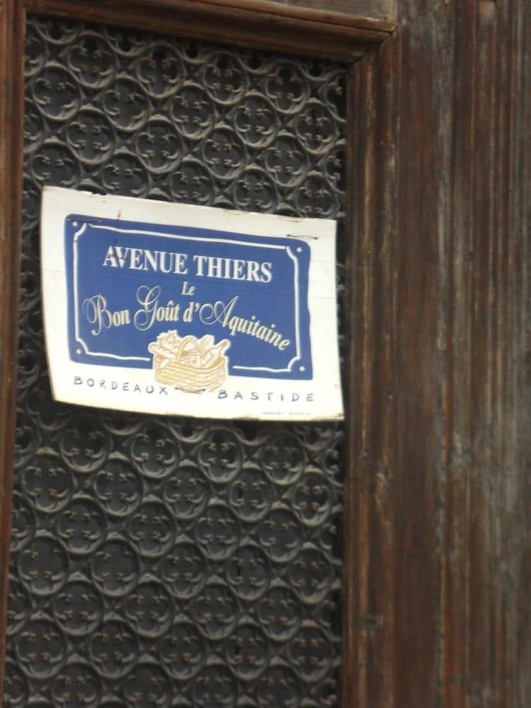 Bon go t d aquitaine 117 avenue thiers bastide - Cabinet radiologie avenue thiers bordeaux ...