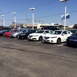 Muller'S Woodfield Acura - 55 Reviews - Car Dealers - 1099 W Higgins on
