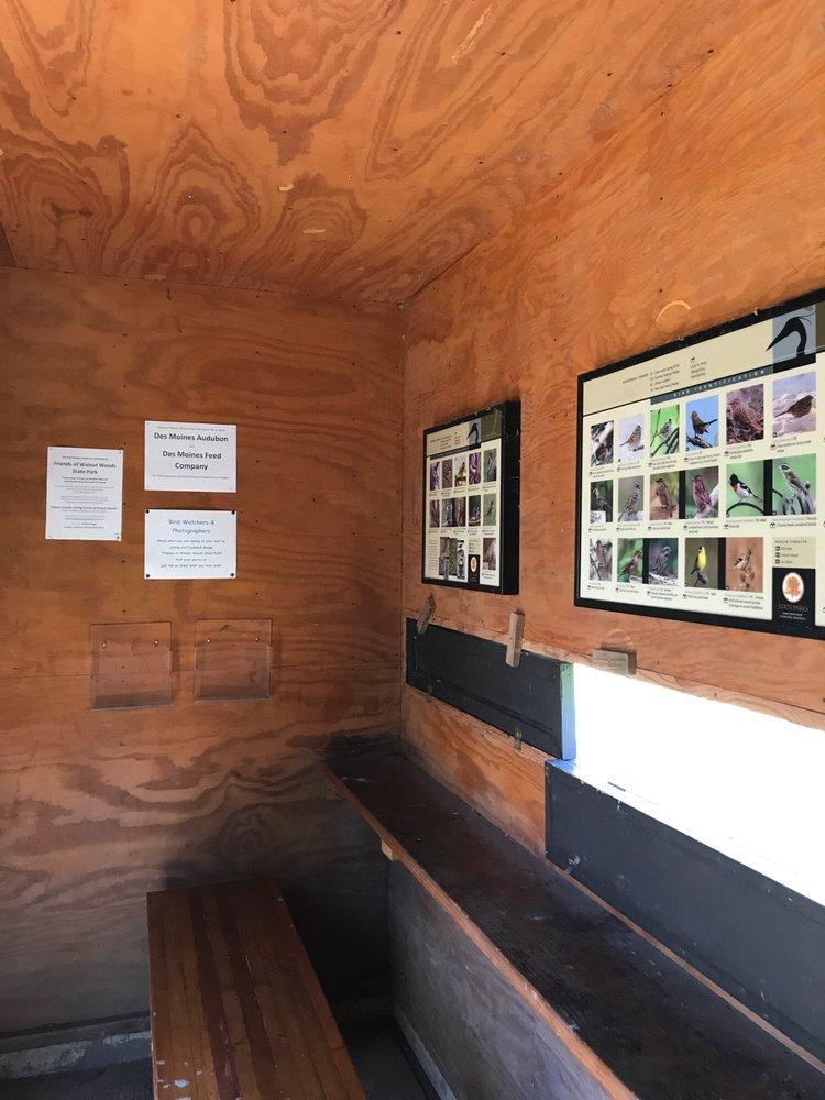 Walnut Woods State Park: 3155 Walnut Woods Dr, West Des Moines, IA