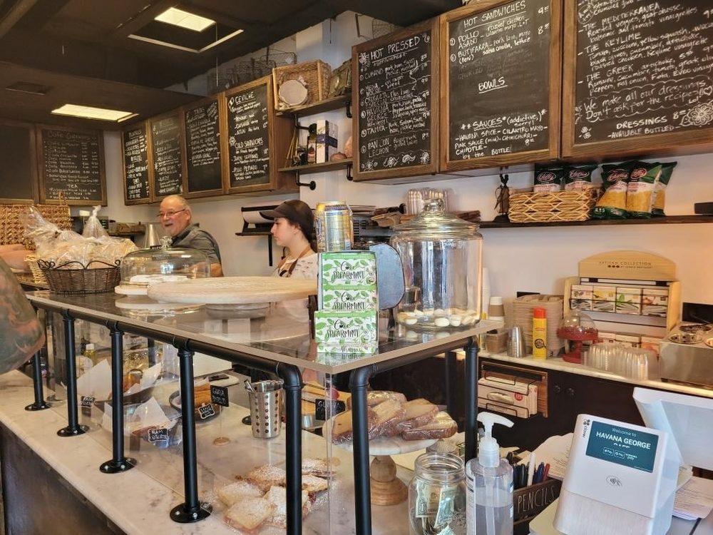 Havana George Cafe: 100 S 2nd St, Fort Pierce, FL