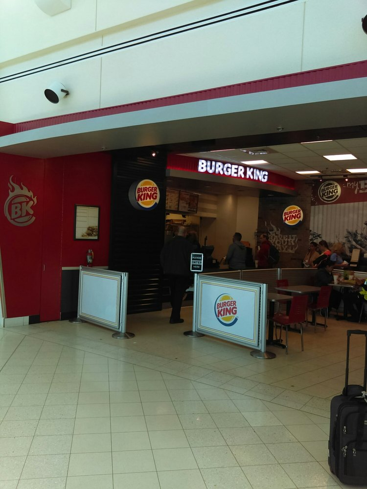 Restaurants Italian Near Me: The Burger King