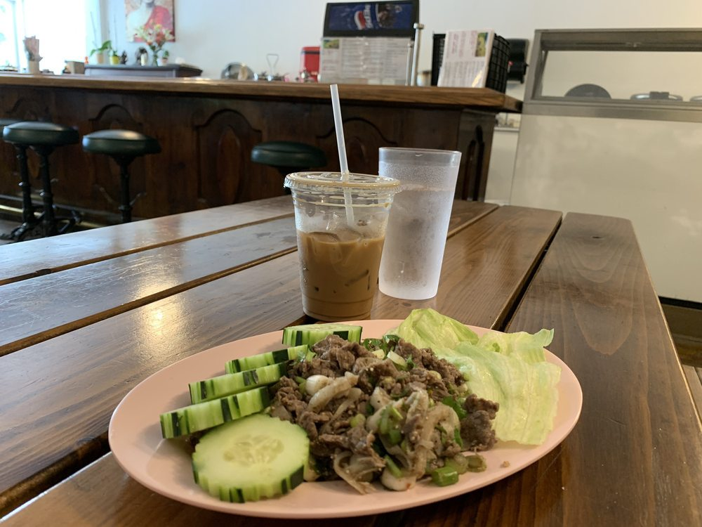 Phet's Kitchen Pho & BBQ: 590 Main St, Weed, CA