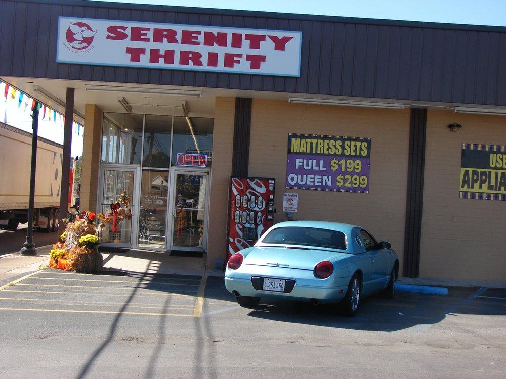 Serenity Thrift Stores - Dunlap: 15507 Rankin Ave, Dunlap, TN