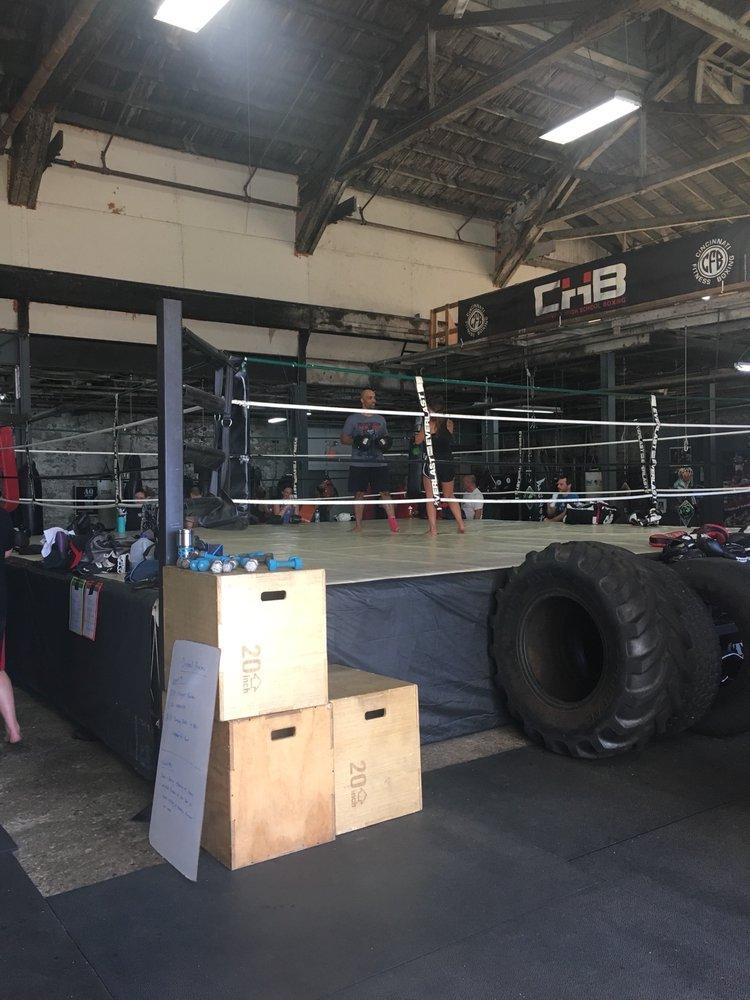 Cincinnati Fitness & Boxing: 2929 Spring Grove Ave, Cincinnati, OH