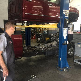 Photo of Motor City Buick GMC - Bakersfield, CA, United States. Master Tech