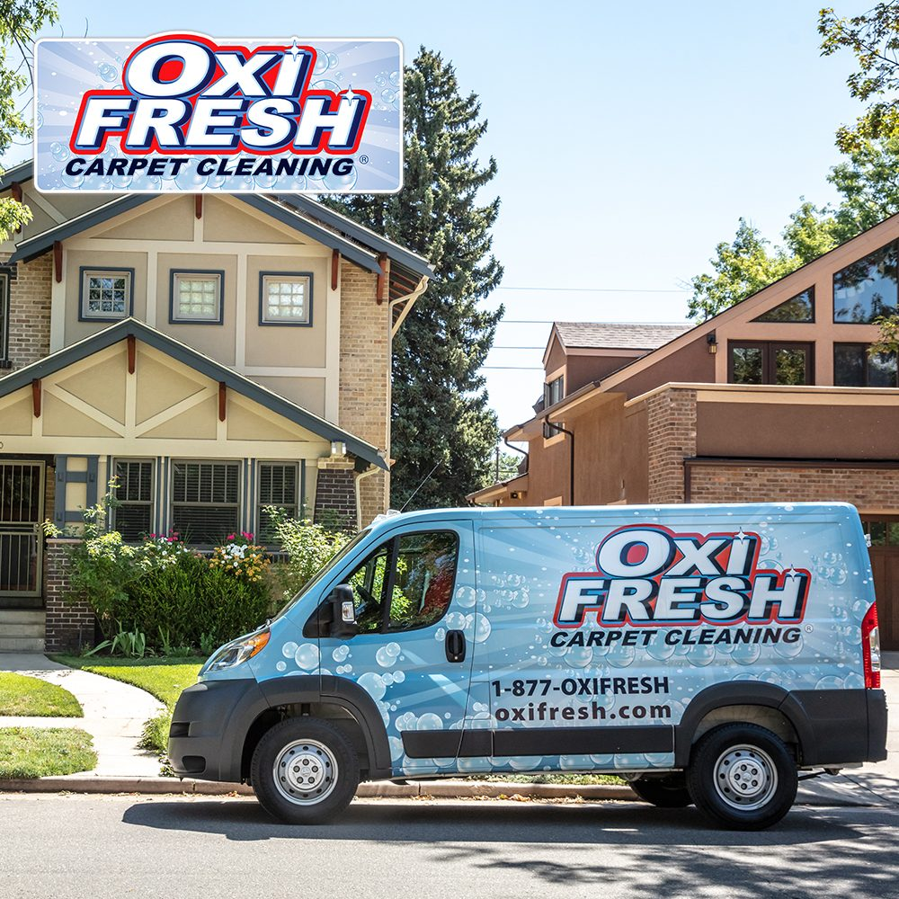 Oxi Fresh Carpet Cleaning: Kansas City, MO