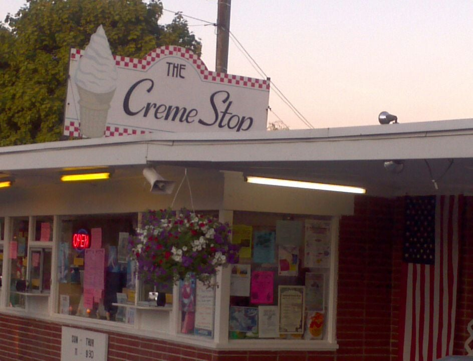 The Creme Stop: 31016 Rte 35 N, Mc Alisterville, PA