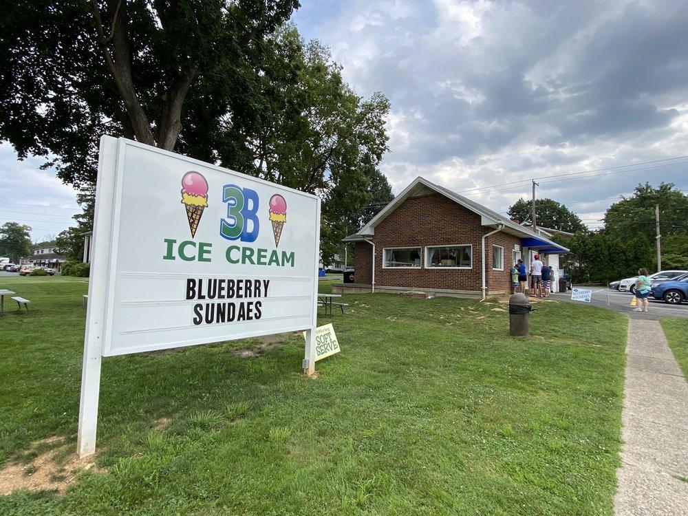 3B Ice Cream: 521 N Market St, Duncannon, PA
