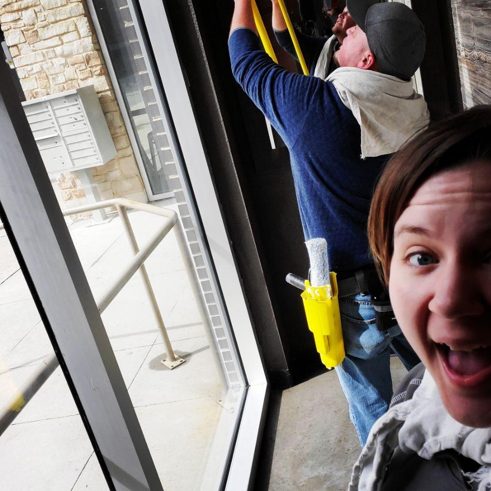 Paneless Window Cleaning: 318 Washington St, Ainsworth, IA