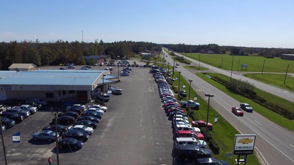 Chuck Stevens Chevrolet - BAY MINETTE: 2427 Hwy 31 S, Bay Minette, AL