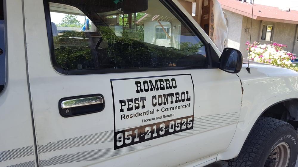 Romero Pest Control: San Bernardino, CA