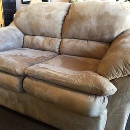 Photo Of Iolani Furniture   Hilo, HI, United States. Microfiber Love Seat.