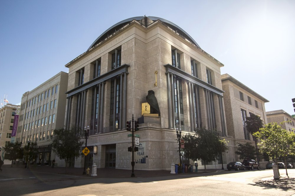 Jacksonville Public Library - Main Library