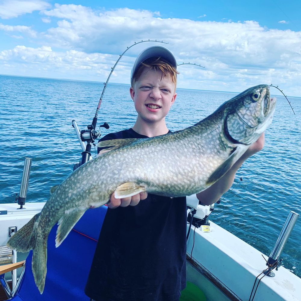 Angler Management Charters: 325 S Lake Ave, Duluth, MN