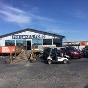 Excitement awaits Photo of Tri-Lakes Motors - Branson, MO, United States.
