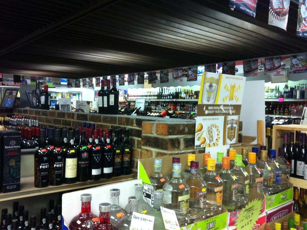 Social Spots from American Liquors