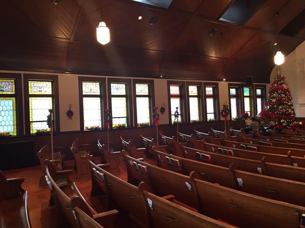 Delmont Presbyterian Church: 101 Church St, Delmont, PA