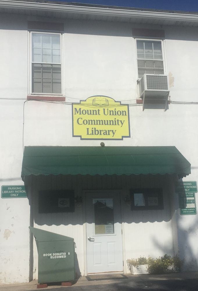 Mount Union Community Library: 11 W Market St, Mount Union, PA