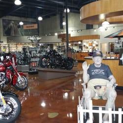 rossiter's harley-davidson - motorcycle dealers - 330 cattlemen rd