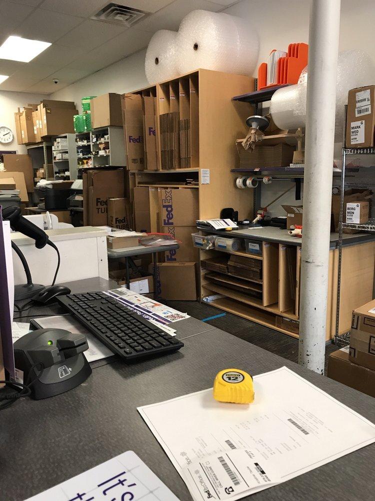 FedEx Office Print & Ship Center: 23701 Cinco Ranch Blvd, Katy, TX