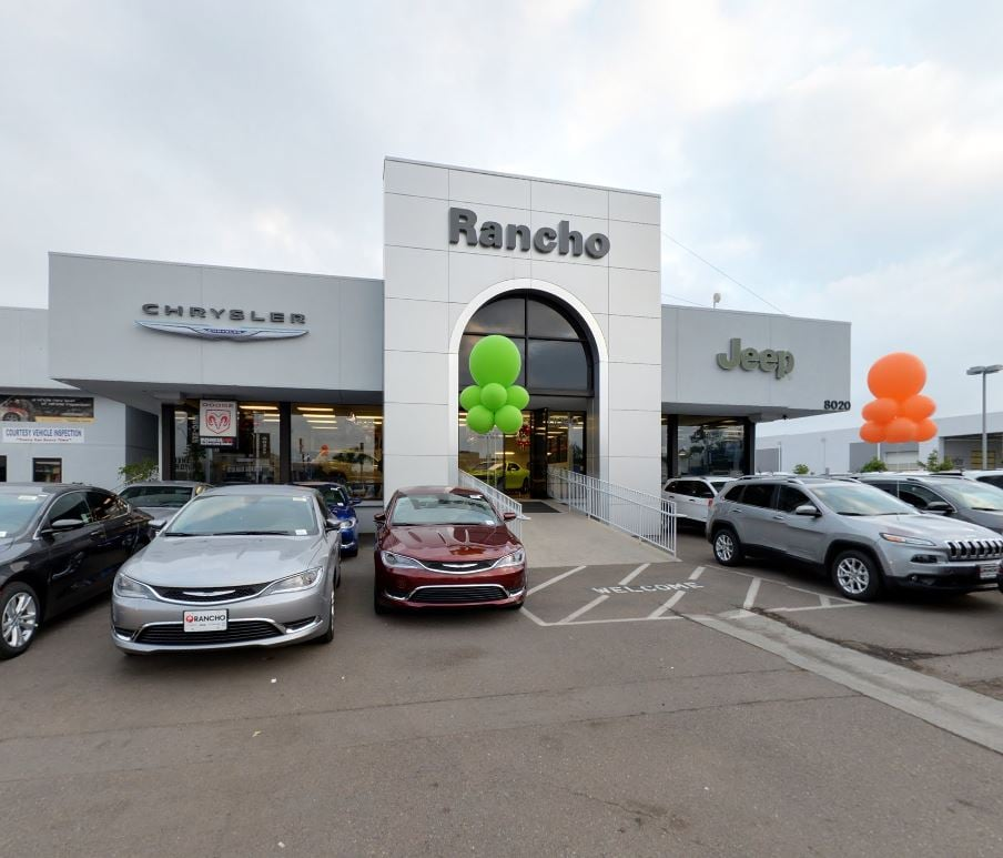 Welcome To Rancho Chrysler Jeep Dodge Ram!