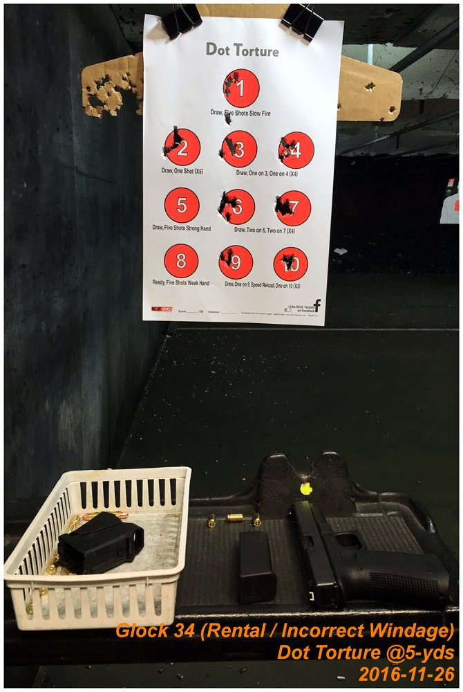 Orange County Indoor Shooting Range